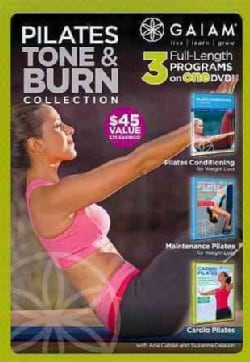 Pilates Tone & Burn Collection (DVD)