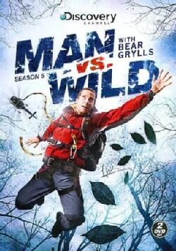 Man Vs. Wild: Season 5 (DVD)