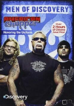 Men of Discovery: American Chopper  Honoring The Uniform (DVD)