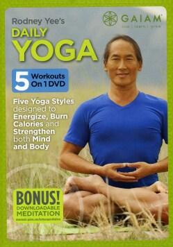 Rodney Yee's Daily Yoga (DVD)
