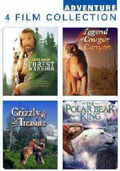 Wilderness Adventure 4 Pack (DVD)