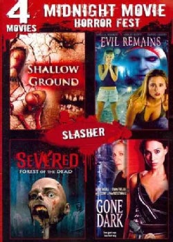 Horror 4 Pack: Vol. 2