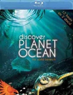 Discover Planet Ocean (Blu-ray Disc)