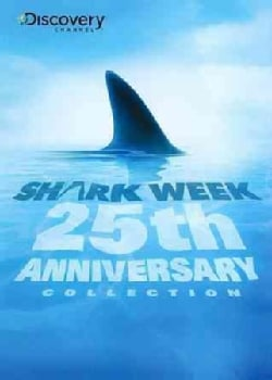 Shark Week 25th Anniversary Collection (DVD)