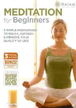 Meditation For Beginners (DVD)