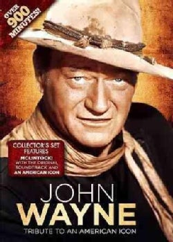 John Wayne: Tribute To An American Icon (DVD)