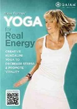 Yoga for Real Energy (DVD)