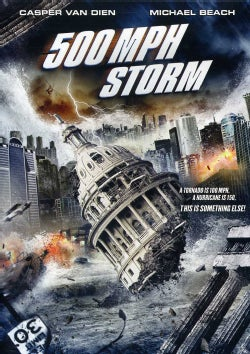 500 MPH Storm (DVD)