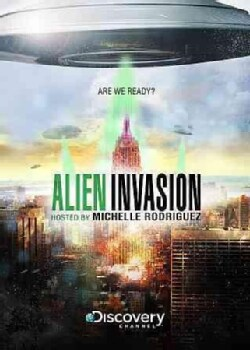 Alien Invasion: Are You Ready? (DVD)