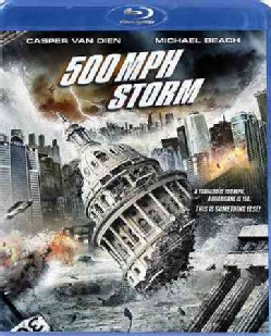 500 MPH Storm (Blu-ray Disc)
