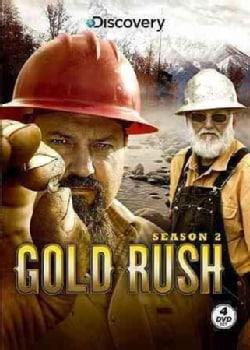 Gold Rush: Season 2 (DVD)
