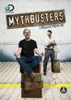 MythBusters: Collection 10 (DVD)