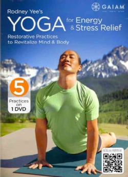 Rodney Yee's Yoga For Energy & Stress Relief (DVD)
