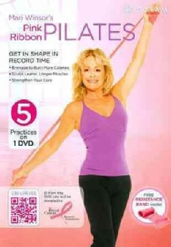 Mari Winsor's Pink Ribbon Pilates (DVD)