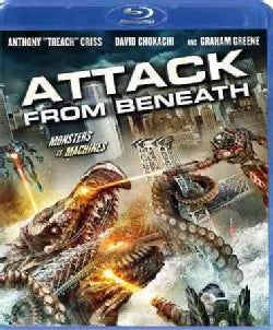 Attack From Beneath (Blu-ray Disc)