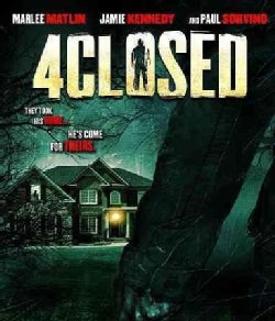 4Closed (Blu-ray Disc)