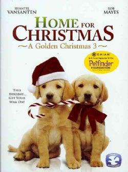 Home For Christmas: A Golden Christmas 3 (DVD)