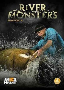River Monsters Season 4 (DVD)