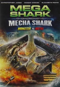 Mega Shark Vs. Mecha Shark (DVD)