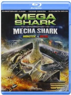 Mega Shark Vs. Mecha Shark (Blu-ray Disc)