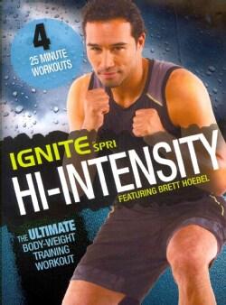 Ignite By SPRI Hi-Itensity (DVD)