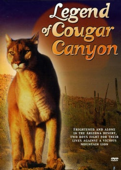 The Legend Of Cougar Canyon (DVD)