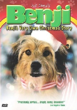 Benji's Very Own Christmas Story (DVD)