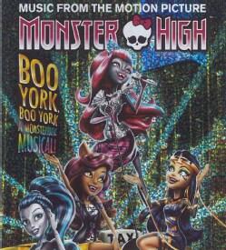 Various - Monster High: Boo York, Boo York (OST)