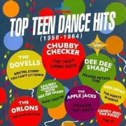 Various - Top Teen Dance Hits (1958-1964)