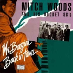 Mitch & Rocket Woods - Mr Boogies Back in Town 88
