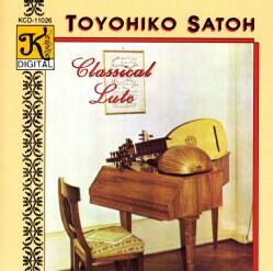 Toyohiko Satoh - Classical Lute