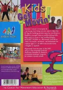 Kids Get Movin' (DVD)