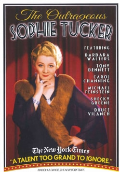 The Outrageous Sophie Tucker (DVD)