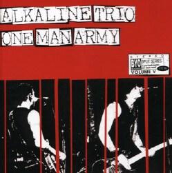 One Man Army - Byo Split Series 5: Alkaline Trio/One Man Army