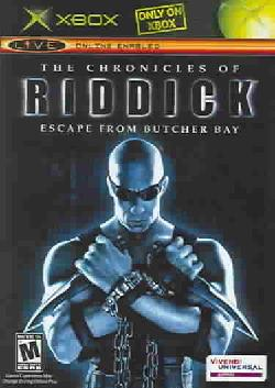 Xbox - The Chronicles of Riddick: Escape From Butcher Bay