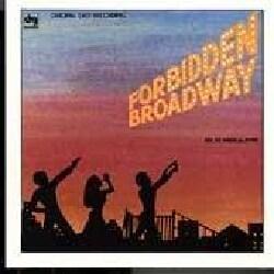 Original New York Cast - Forbidden Broadway