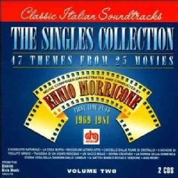Ennio Morricone/Soun - Singles Collection:47 Themes/2cd Set
