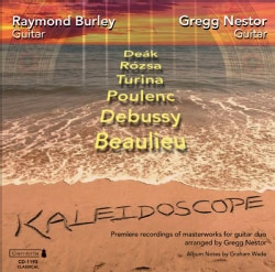Various - Kaleidoscope: Premiere Recordings of Masterworks for Guitar Duo