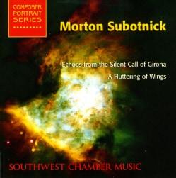 Morton Subotnick - Southwest Chamber Music: Composer Portrait Series