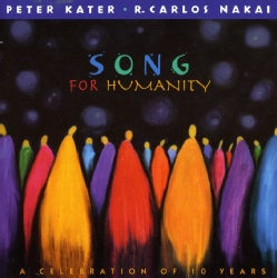 P Kater/C Nakai - Song for Humanity