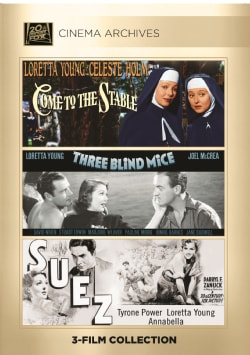 Come To The Stable/Three Blind Mice/Suez (DVD)