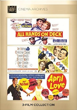All Hands On Deck/Mardi Gras/April Love