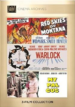 Red Skies Of Montana/Warlock/My Pal Gus