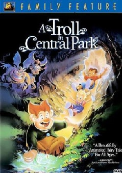 A Troll In Central Park (DVD)