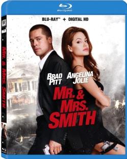 Mr. & Mrs. Smith (Blu-ray Disc)