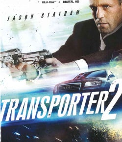 Transporter 2 (Blu-ray Disc)