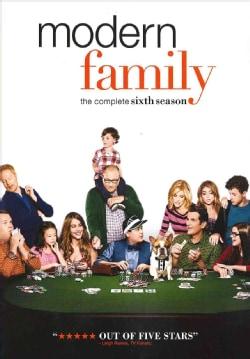 Modern Family: Season 6 (DVD)