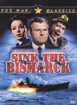Sink The Bismarck (DVD)