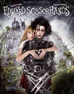 Edward Scissorhands (25th Anniversary Edition) (Blu-ray Disc)