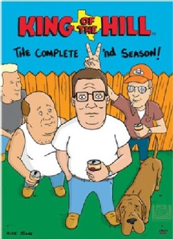 King Of The Hill: Season 2 (DVD)